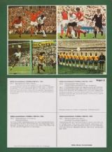 Brazil England West Germany 2 UNCUT Pele